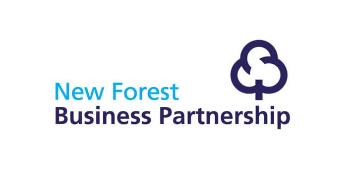 Rental Properties New Forest are supported by New Forest Business Partnership logo.