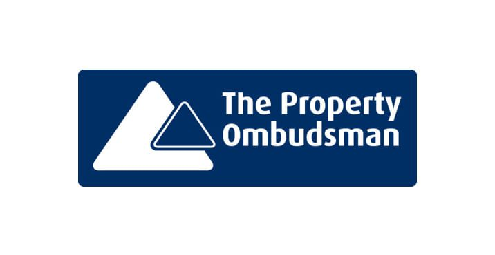 The Property Ombudsman logo, supporting New Forest Lettings company.